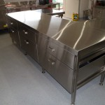 Commercial Kitchen Bench