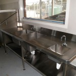 Commercial Sinks Stainless Steel