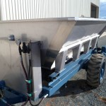 Custom Farm Equipment Trailer 1