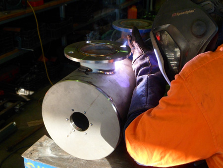 Fabrication weld repairs - LowRes450